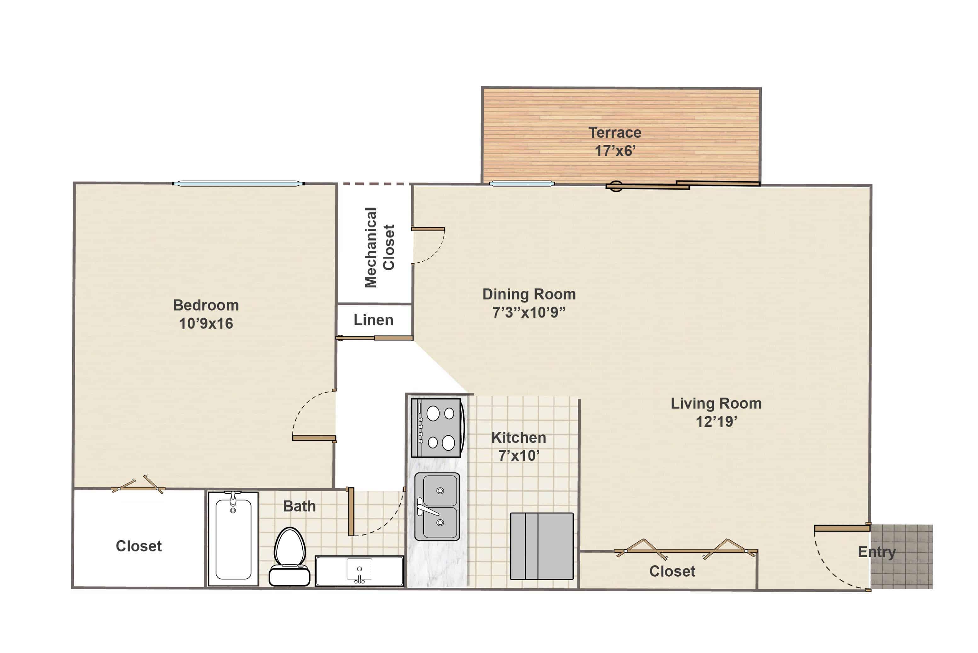 apartments in bryn mawr pa radwyn floor plans rents bryn mawr apartment one bedroom floor plan