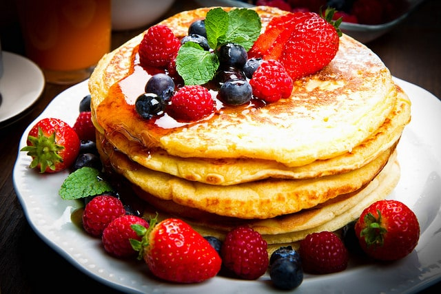 Pancake Fundraiser 2017: All-You-Can-Eat for a Good Cause